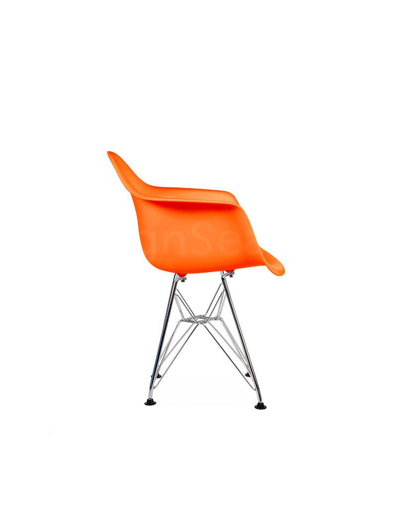 DAR Eames Kids chair Bright orange