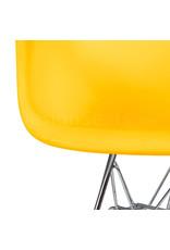 DAR Eames Kinderstoel Maisgeel