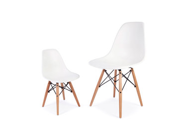 Charles Eames chairs