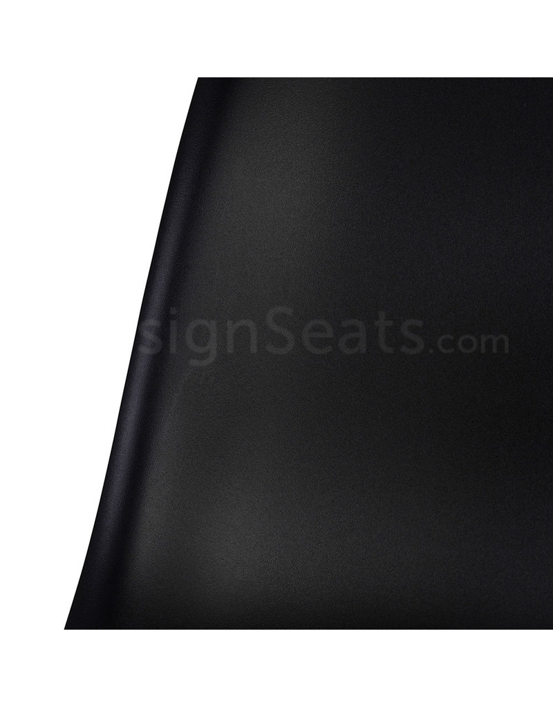 DSS Eames Design Stacking chair Black