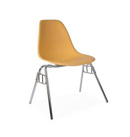 DSS Eames Design Stacking chair Light Terra