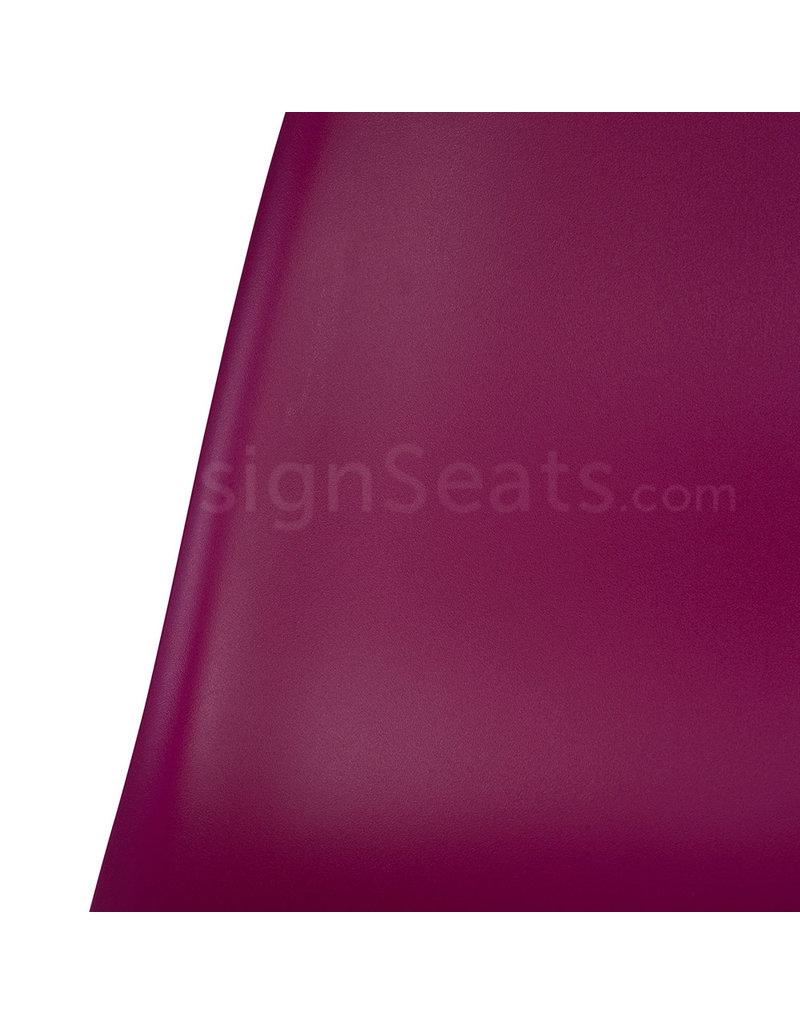 DSS Eames Design Stapelstoel Kersen roze