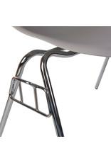 DSS Eames Design Stapelstoel Lichtgrijs