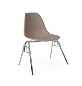 DSS Eames Design Stapelstoel Beige