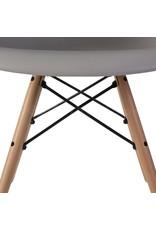 DAW Eames Design Chair Light grey