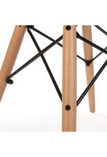 DAW Eames Design Stoel Lichtgrijs
