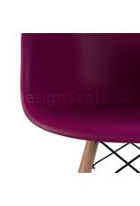 DAW BAR Eames Bar stool Cherry pink