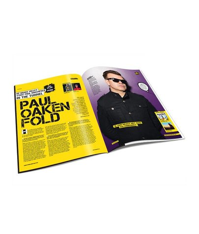 Magazine A4 - 250 gr cover 135 gr binnenwerk - 12 pag