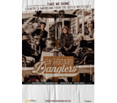 Poster A0 115 gr Blueback (The Dashboard Danglers)