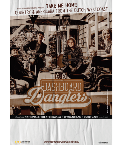 Poster A2 115 gr Blueback (The Dashboard Danglers)