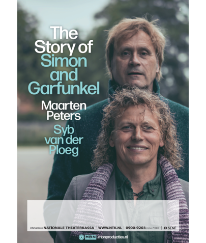Poster A2 115 gr Blueback (The Best of Simon and Garfunkel)