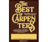 Poster A2 115 gr Blueback (The Best of the Carpenters)