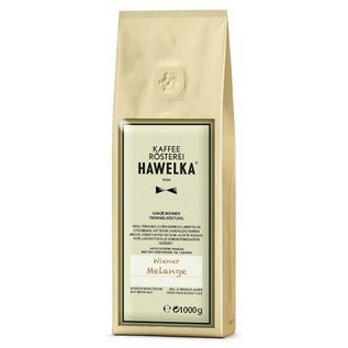 Hawelka Coffee Melange in 1000 gr