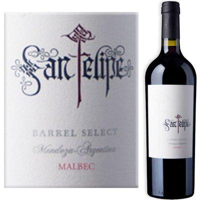 San Felipe Barrel Select Malbec