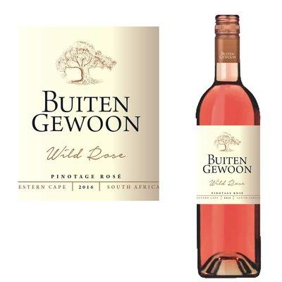 Buitengewoon 'Wild Rose' Pinotage Rosé
