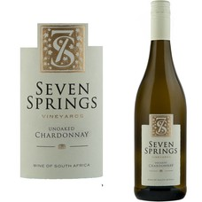 7 Spring Unoaked Chardonnay
