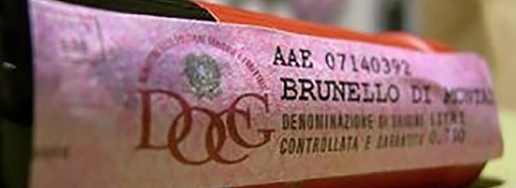DOC DOCG label wijnmarkt