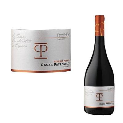 Casas Patronales Reserva Privada Pinot Noir