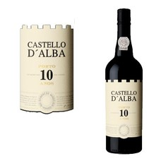 Castello D'Alba Port 10 years