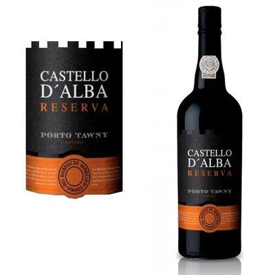 Castello D'Alba Tawny Port Reserva