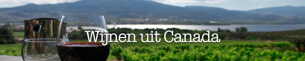 Wijn uit Canada