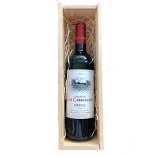 Château les Carregades wijnkist