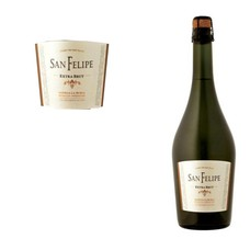 San Felipe Extra Dry Sparkling Wine