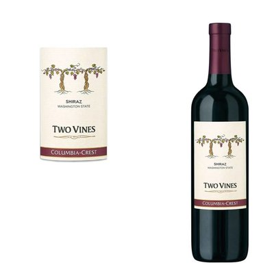 Two Vines Shiraz