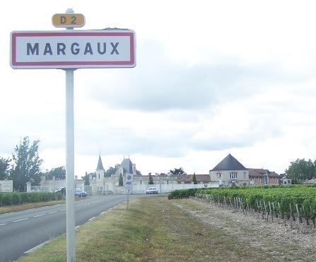 Margaux streek