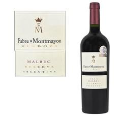 Fabre Montmayou Malbec Reservado