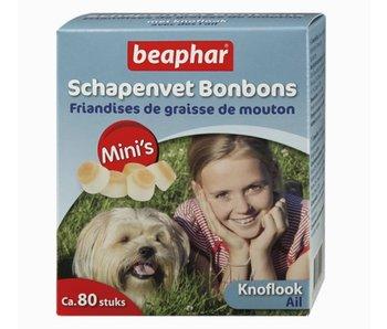 Schapenvet Bonbons Knoflook Mini