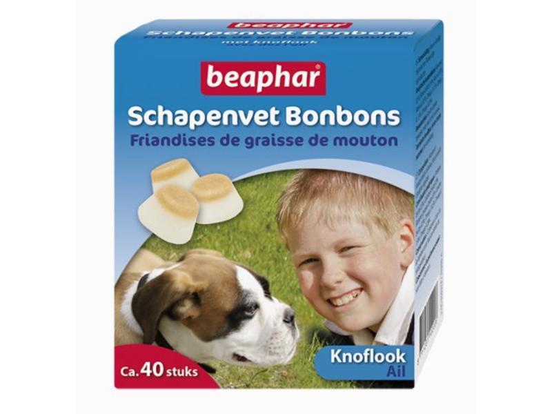 Beaphar Schapenvet Bonbons Knoflook
