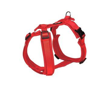 Mesh Y-comfort tuig rood