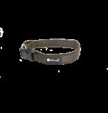 Petlando Mesh halsband zwart
