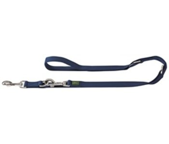 HUNTER Trainingslijn Nylon Marine Blauw