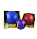 Jolly Pets Jolly Teaser Ball Rood (ball in ball)