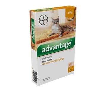 ADVANTAGE Kat 0-4kg