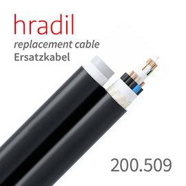 passend für ProKASRO Câble de remplacement Hradil adapté aux systèmes de robot de la ligne double PROKASRO®