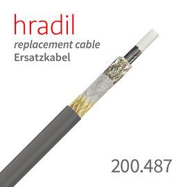 passend für RICO Câble de remplacement Hradil adapté au système monofil (∅ 5,2 mm) de RICO®