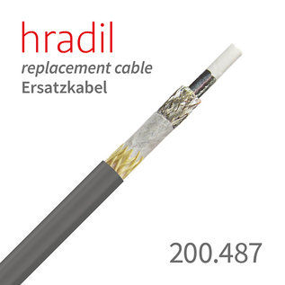 passend für RICO Hradil replacement cable suitable for single-wire system (∅ 5.2 mm) from RICO®