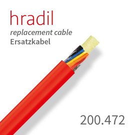 passend für iPEK Systèmes à pousser Hradil BFK adapté au système satellite, AGILIOS de iPEK