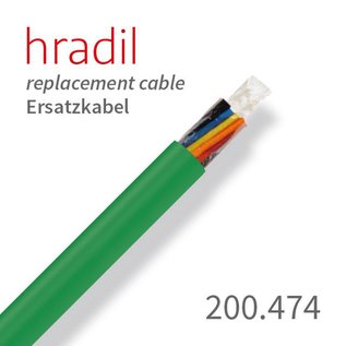 passend für Rausch Hradil BFK push cable