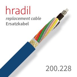 passend für IBAK Hradil replacement cable suitable for ARGUS 1-3 from IBAK