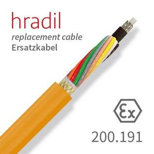 passend für IBAK Câble de remplacement Hradil