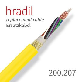 passend für IBAK Hradil replacement cable suitable for Inspection Systems (HSP LISY) from IBAK