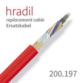 passend für iPEK Câble de remplacement Hradil adapté au système rovver d'iPEK (gaine très solide)