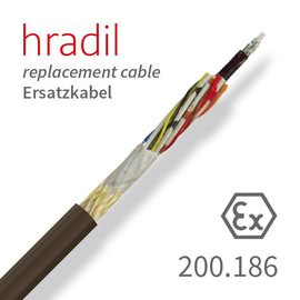 passend für iPEK Câble de remplacement Hradil adapté au système Rovver d'iPEK