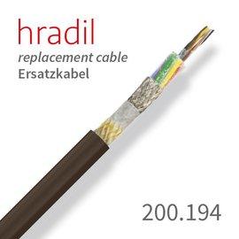 passend für JT-elektronik Câble de remplacement Hradil adapté aux systèmes semi-Ex et Ex de JT-elektronik