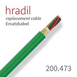 """passend für JT-elektronik Câble de remplacement Hradil adapté  JT-Elektronik® système satelitte avec """"Lindauer Schere"""""""
