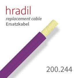 passend für Kummert Câble à pousser Hradil BFK adapté aux bobines H-75/9 et H-100/9 de Kummert